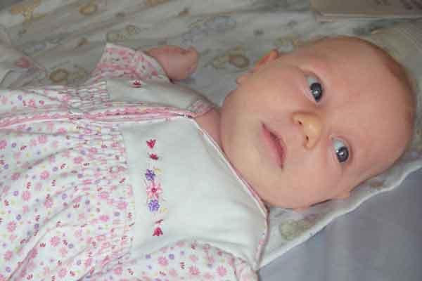Leilani, 5 weeks old