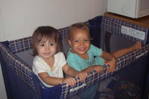 Rhea and Jaya